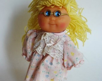 """Vintage Norma Jean Special Edition 9"""" Cabbage Patch Doll"""