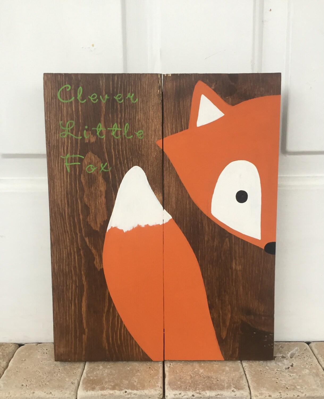 like this item - Woodland Nursery Decor