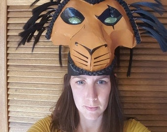 Scar Headress