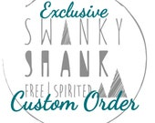 Custom Order: Melanie M
