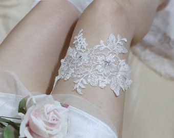 Wedding  lace garter, wedding garter, bride garter, lace garter, wedding garter belt
