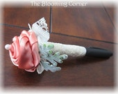 Wedding, journal pens, wedding pens, reception pens, rustic pens, wedding gifts, journal, flower pens,