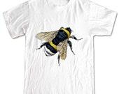 BUMBLE BEE Honey Bug InsectT-shirt Women Men Children Small, Medium, Large, XL