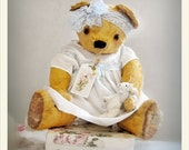 Baby - Antique bear c 1930 - 40's  - RESERVED FOR GAIL