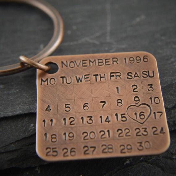 Bronze Gift 8th Anniversary 19th Anniversary 22nd