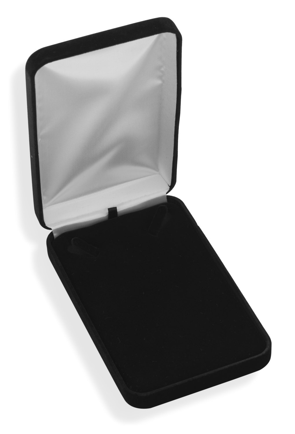 jewelry supplies box black velvet necklace gift box comes with. Black Bedroom Furniture Sets. Home Design Ideas
