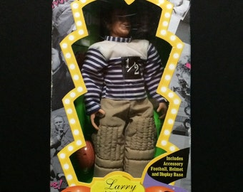 """Larry from The Three Stooges Limited Edition as Featured in """"Three Little  Pigskins"""""""