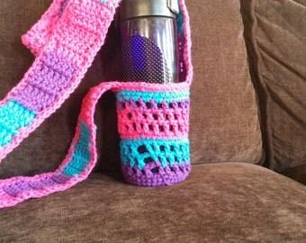 Water bottle sling