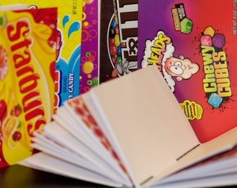 Candy Box Book
