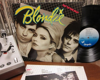 Blondie - Eat To The Beat - 1979 - Punk, New Wave - with inner sleeve - Atomic!