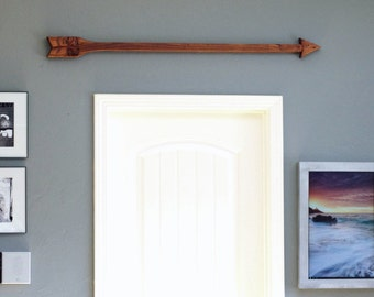 Arrow - Wood Arrow - Wall Arrow - Decorative Arrow