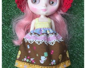"Middie Blythe Outfit : ""Hello Cute Duck Dress"" (Dress)"