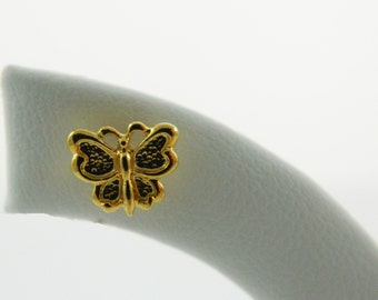 Tiny Butterfly Detail Studs