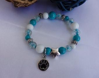 Furry friend bracelet