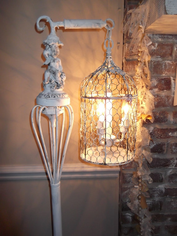 like this item - Birdcage Chandelier