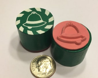 small Bell rubber stamp, 17 mm (BB)