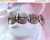 Holiday Sale Vintage Bracelet with Modern Style by Tortolani