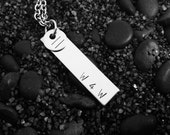 W4W single lesbian tag necklace