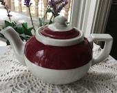 Jackson Restaurant  Ware Teapot  Cooks made in New York USA Hotel Ware