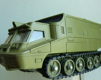 Dinky Toys Shado 2 - Diecast Tank from Gerry Andersons UFO TV series - 1970's