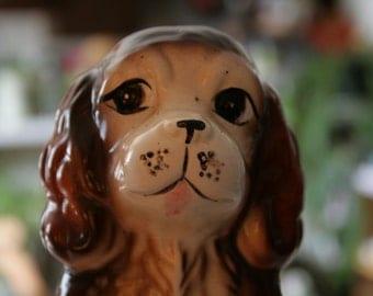 Sweet little Relpo doggie planter
