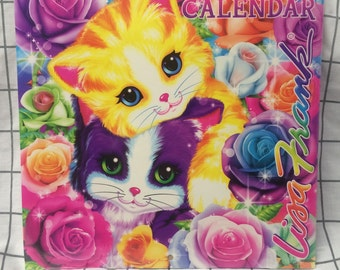 Official Lisa Frank 2016 12-Month Calendar