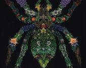 PRE-ORDER* Poison Spider fine art print