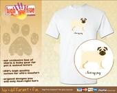 Dog T-Shirt - Pug
