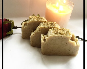 Chamomile and shea butter Handmade Soap