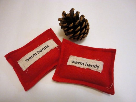 Hand Warmers from Etsy