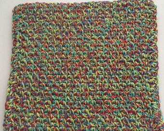 Multi color Dish cloth/Wash cloth
