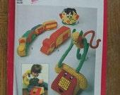 Simplicity 8224, Soft Toys, Craft Pattern