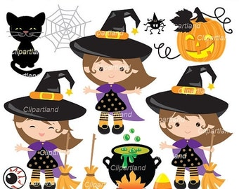 ON SALE ON Sale Instant Download. Halloween clip art. Ch_27. Personal and commercial use.