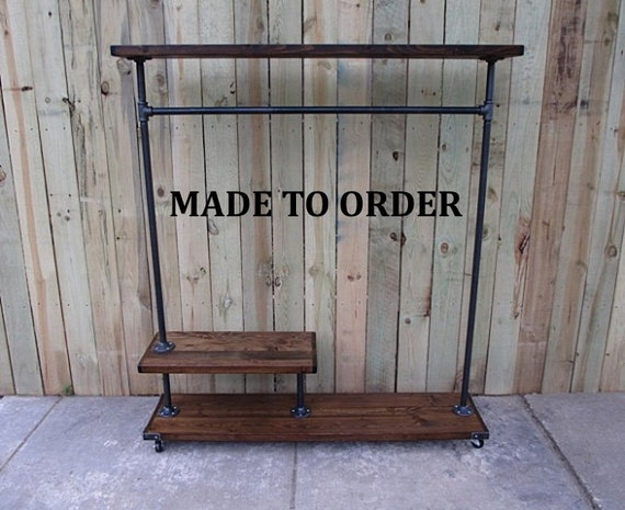 Louisiana, clothing rack, garment rack, store fixture