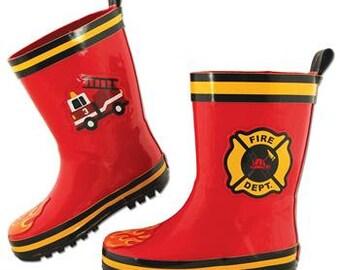 Toddler rain boots | Etsy