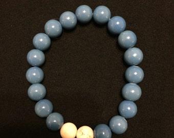 Light Blue & Marble
