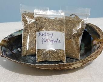 Mercury Retrograde Loose Incense