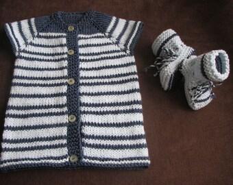Beautiful Newborn Baby set - Made to order