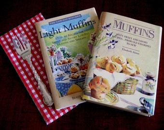 Two Muffins Cookbooks - Breakfast Cookbooks - Gluten Free Recipes - Low Fat Muffins Cookbook - Baking Muffins Recipes