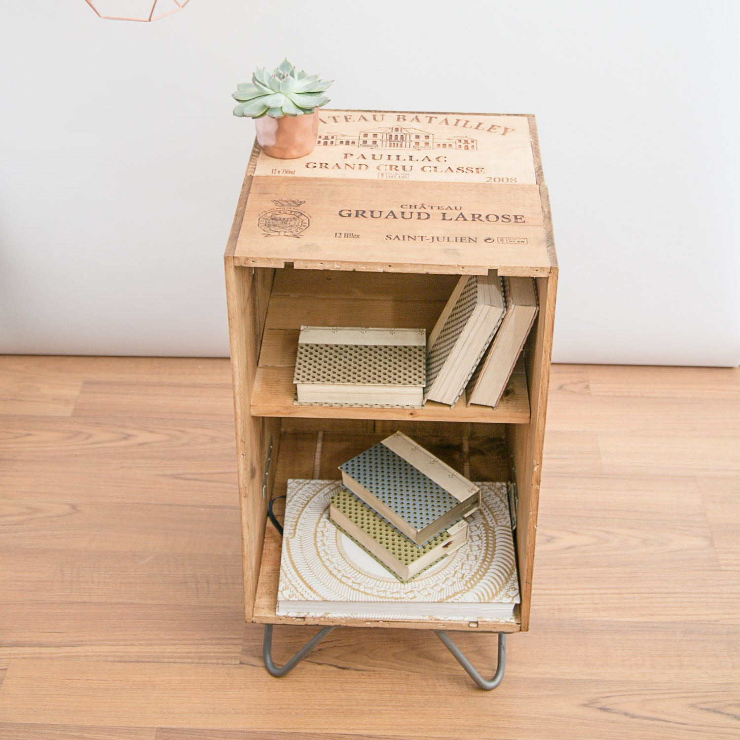 Wooden crates furniture crowdbuild for Wooden crates furniture