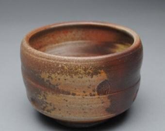 Tea Bowl Wood Fired Chawan K38