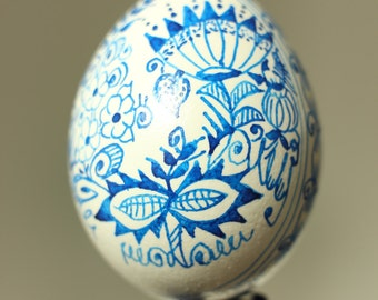 Hand Made Easter Eggs from the Czech Republic - Krasice Pysanky