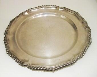 Antique Silver Plate Carrington & Co