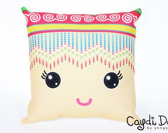 12x12 Display Pillow - My Hmongy 5