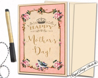 Mother's day card mother in law Mothers day card grandma Mothers day card for sister Mothers day Card from husband