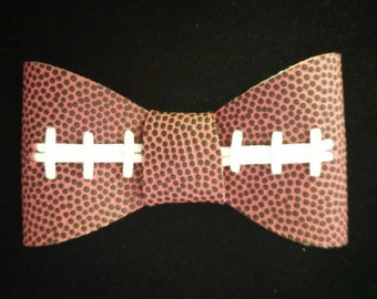 Football bow tie