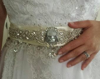 Wedding Dress Starwars Sash