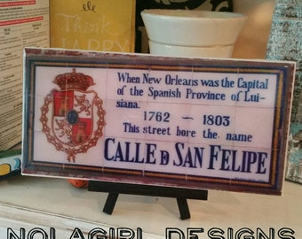 New Orleans Street Etsy
