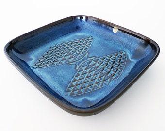 Mid Century Soholm Ceramic Plate 3333 / Einar Johansen Denmark
