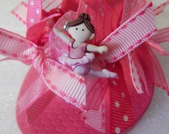 LITTLE BALLERINAS ---TODDLER Flip Flops